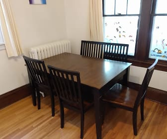 Dining Room, 1752 Berkeley Ave