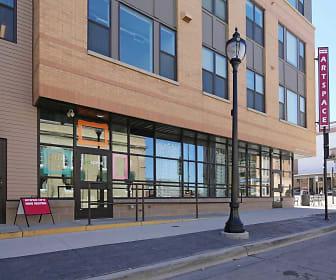 Building, Artspace Lofts