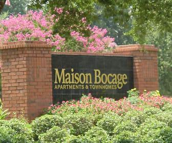 Community Signage, Maison Bocage