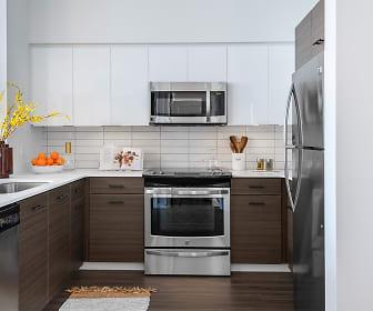 Kitchen, Griffis Lake Washington