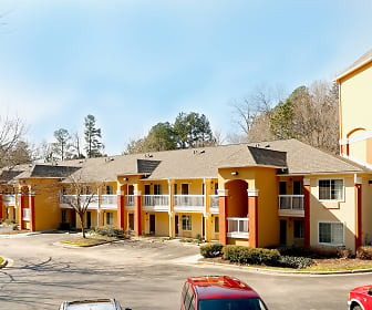 Building, Furnished Studio - Raleigh - Crabtree Valley