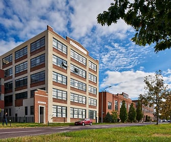 Building, City Lofts On Laclede