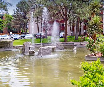 Three Fountains, Grant Middle School, Albuquerque, NM