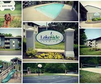 Community Signage, Lakeside Landing