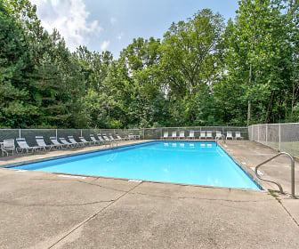 Pool, Walnut Hill Apartments