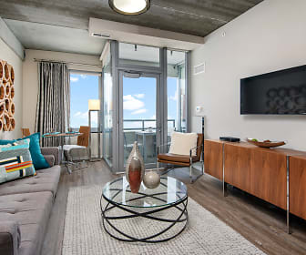 Spacious Open Floor Plans, Oak Park Place