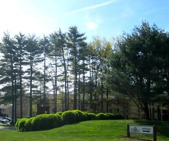 Community Signage, Woodland Apartments