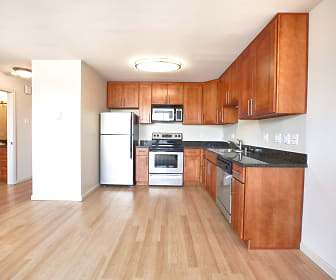 Kitchen, NorthPoint Apartments