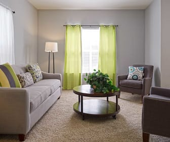 Living Room, The Junction at Ramsey and Carver