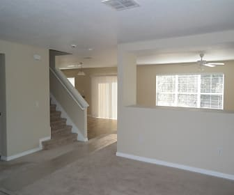 Living Room, 1612 Redfin Drive