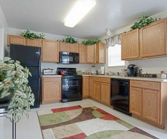 Kitchen, Greenbriar Estates