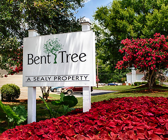 Community Signage, Bent Tree Apartments
