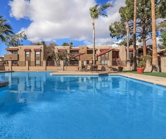 Pool, Park Terrace