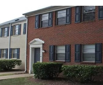 Hilton Village Townhomes, Hudson Terrace, Newport News, VA
