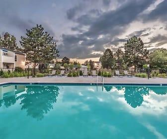 Pool, Spyglass Creek