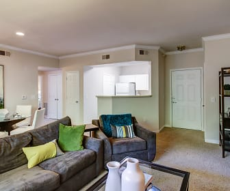 Large living areas perfect for entertaining, Breckenridge