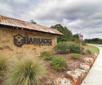 The Barracks Townhomes, Snook, TX