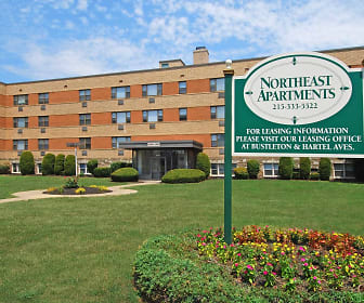 Building, Northeast Apartments