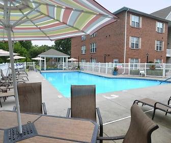 Pool, Princeton Terrace