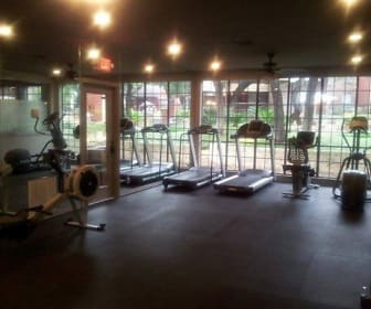 Fitness Weight Room, Carmel at Deerfield