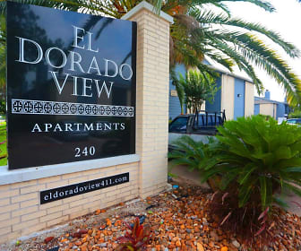 Community Signage, El Dorado View