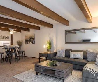 Estates On Main Living Room, Estates on Main