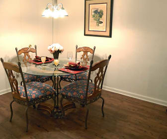 Dining Room, Lackland Plaza