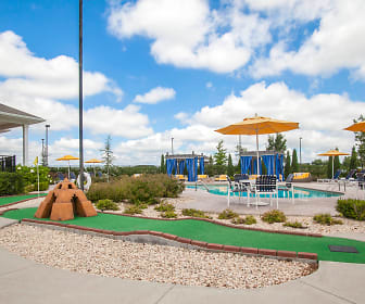 Playground, The Parc at East Fifty First