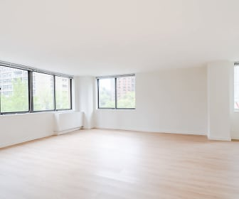 spare room with hardwood floors and a healthy amount of sunlight, The Westmont