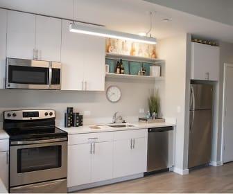 Kitchen, 500 Park