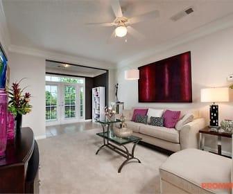 Living Room, Lakeside at Milton Park