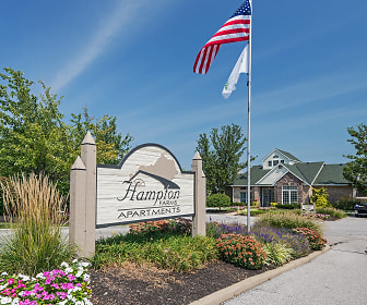 Community Signage, Hampton Farms