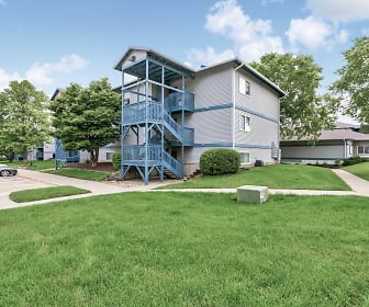 The Fountains Apartments, Sacred Heart School, West Des Moines, IA