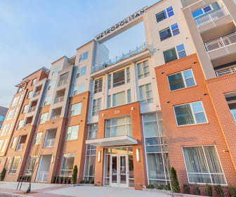Building, The Metropolitan Apartments
