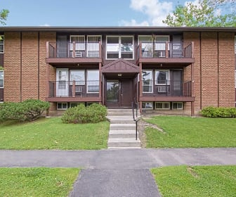 Franklin Park Apartments, East Syracuse, NY