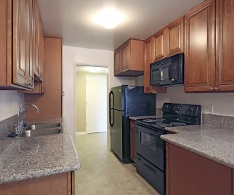 Residence at Woodlake, Crenshaw, Los Angeles, CA