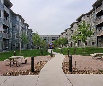 Eagle Crest Apartments, Arnegard, ND