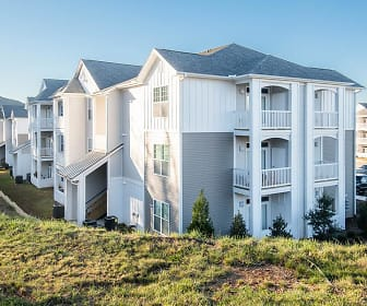 Building, Riverstone Apartments at Long Shoals