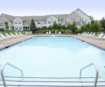 Pool, Spring Creek Apartments