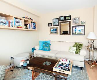 Living Room, 1575 Oak