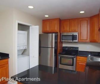 Kitchen, CityPlace Apartments