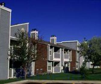 Building, Quail Run Apartments
