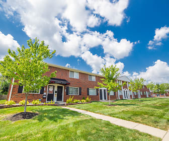 Shadeland Terrace Townhomes, Lawrence, IN