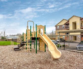 Aspen Grove Apartments, Chemeketa Community College, OR