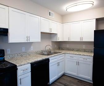 Kitchen, Azure at Riverside