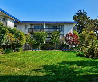 Tradewinds Apartments, Fiesta Gardens International Elementary School, San Mateo, CA