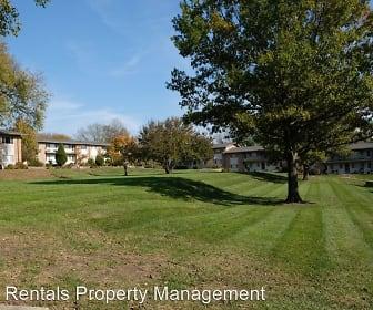 Jersey and Eisenhower, Illinois Wesleyan University, IL