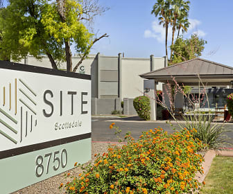 SITE Scottsdale, Indian Bend, Scottsdale, AZ