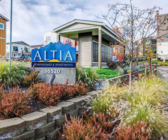 Community Signage, Altia Apartments