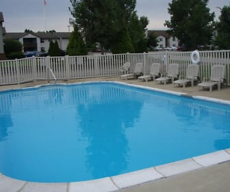 Pool, Rockwood Apartments